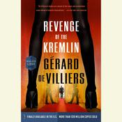 Revenge of the Kremlin by  Gérard de Villiers audiobook