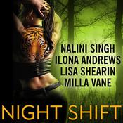 Night Shift by  Ilona Andrews audiobook