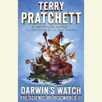 Darwin's Watch by Terry Pratchett audiobook