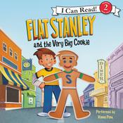 Flat Stanley and the Very Big Cookie by  Jeff Brown audiobook