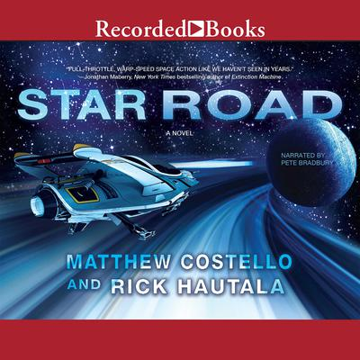 Star Road by Matthew Costello audiobook