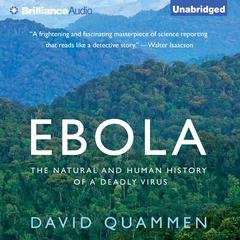 Ebola by David Quammen audiobook