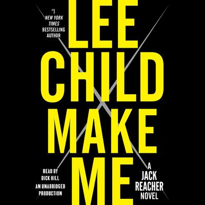 Make Me by Lee Child audiobook