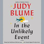In the Unlikely Event by  Judy Blume audiobook