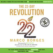 The 22-Day Revolution by  Marco Borges audiobook