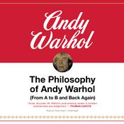 The Philosophy of Andy Warhol by  Andy Warhol audiobook
