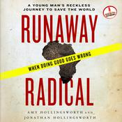 Runaway Radical by  Amy Hollingsworth audiobook