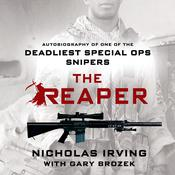 The Reaper by  Nicholas Irving audiobook