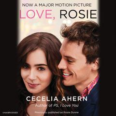 Love, Rosie by Cecelia Ahern audiobook