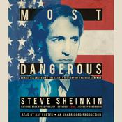 Most Dangerous by  Steve Sheinkin audiobook