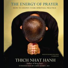 The Energy of Prayer by Thich Nhat Hanh audiobook