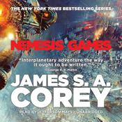 Nemesis Games by  James S. A. Corey audiobook
