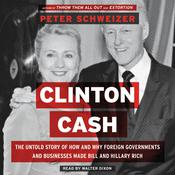 Clinton Cash by  Peter Schweizer audiobook
