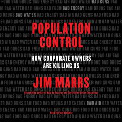 Population Control by Jim Marrs audiobook