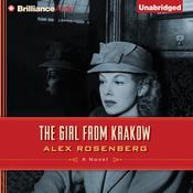 The Girl from Krakow by  Alex Rosenberg audiobook