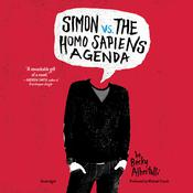Simon vs. the <i>Homo sapiens</i> Agenda by  Becky Albertalli audiobook