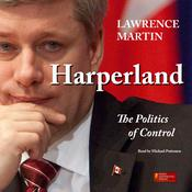 Harperland by  Lawrence Martin audiobook