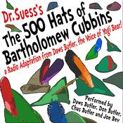 The 500 Hats of Bartholomew Cubbins by  Dr. Seuss audiobook