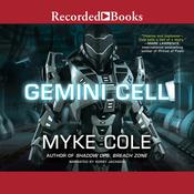 Gemini Cell by  Myke Cole audiobook