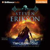 The Crippled God by  Steven Erikson audiobook