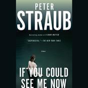 If You Could See Me Now by  Peter Straub audiobook