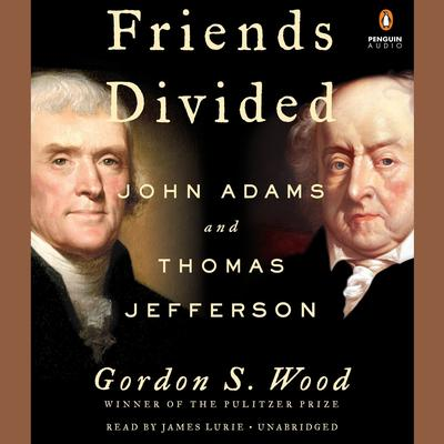 Friends Divided by Gordon S. Wood audiobook
