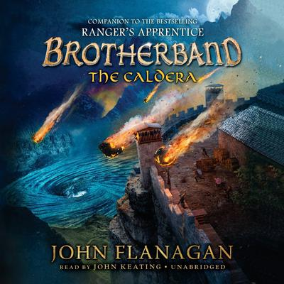 The Caldera by John Flanagan audiobook