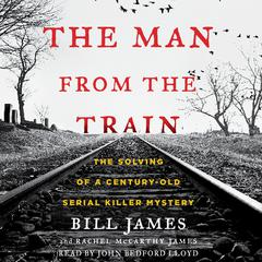 The Man from the Train by Bill James audiobook