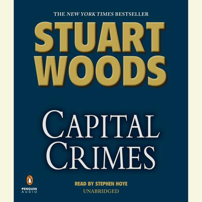 Capital Crimes by Stuart Woods audiobook