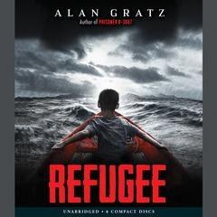 Refugee by Alan Gratz audiobook