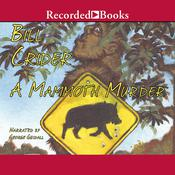 A Mammoth Murder by  Bill Crider audiobook
