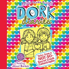 Dork Diaries 12 by Rachel Renée Russell audiobook