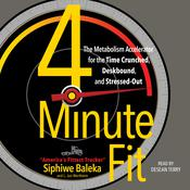 4-Minute Fit by  Jon Wertheim audiobook