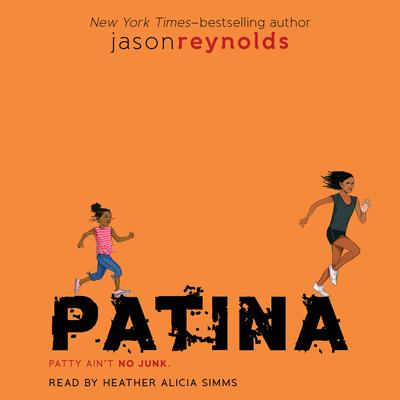 Patina by Jason Reynolds audiobook