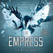 Empress by  S. J. Kincaid audiobook