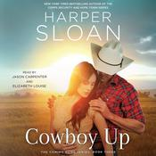 Cowboy Up by  Harper Sloan audiobook