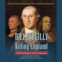 Killing England by Bill O'Reilly audiobook