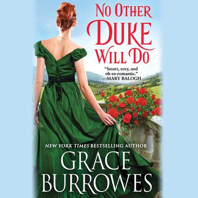 No Other Duke Will Do by Grace Burrowes audiobook