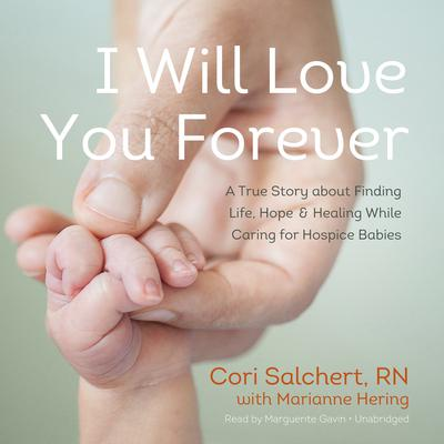 I Will Love You Forever by Cori Salchert audiobook