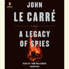 A Legacy of Spies by John le Carré audiobook