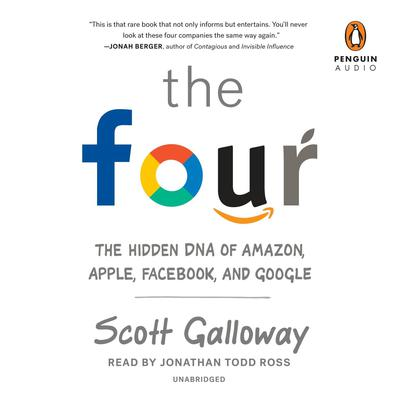 The Four by Scott Galloway audiobook