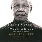 Dare Not Linger by  Mandla Langa audiobook