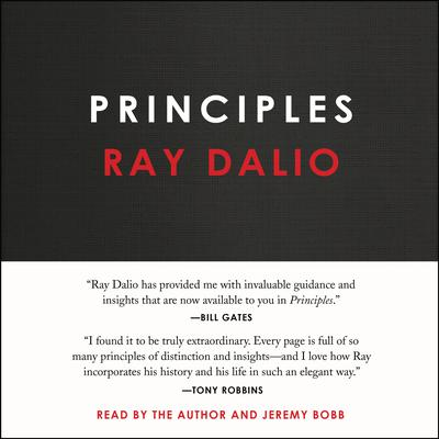 Principles by Ray Dalio audiobook