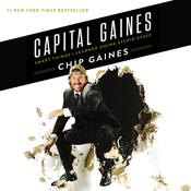 Capital Gaines by  Mark Dagostino audiobook