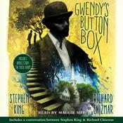 Gwendy's Button Box by  Stephen King audiobook