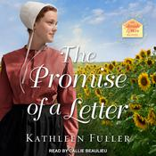 The Promise of a Letter by  Kathleen Fuller audiobook