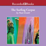 The Surfing Corpse by  Paul Zindel audiobook