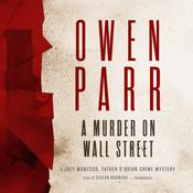 A Murder on Wall Street by  Owen Parr audiobook