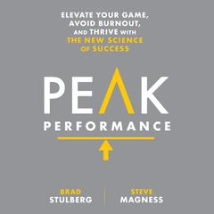 Peak Performance by Brad Stulberg audiobook