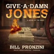 Give-a-Damn Jones by  Bill Pronzini audiobook